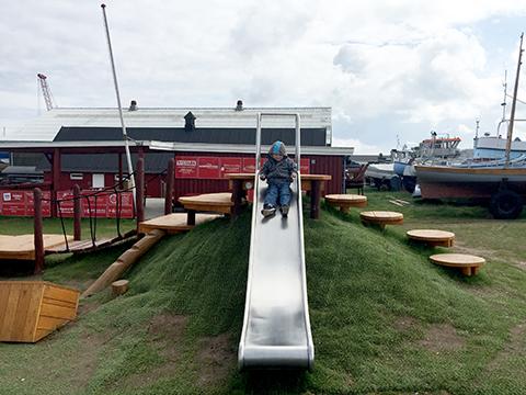 GILLELEJE.NU | Naturlegeplads på havnen